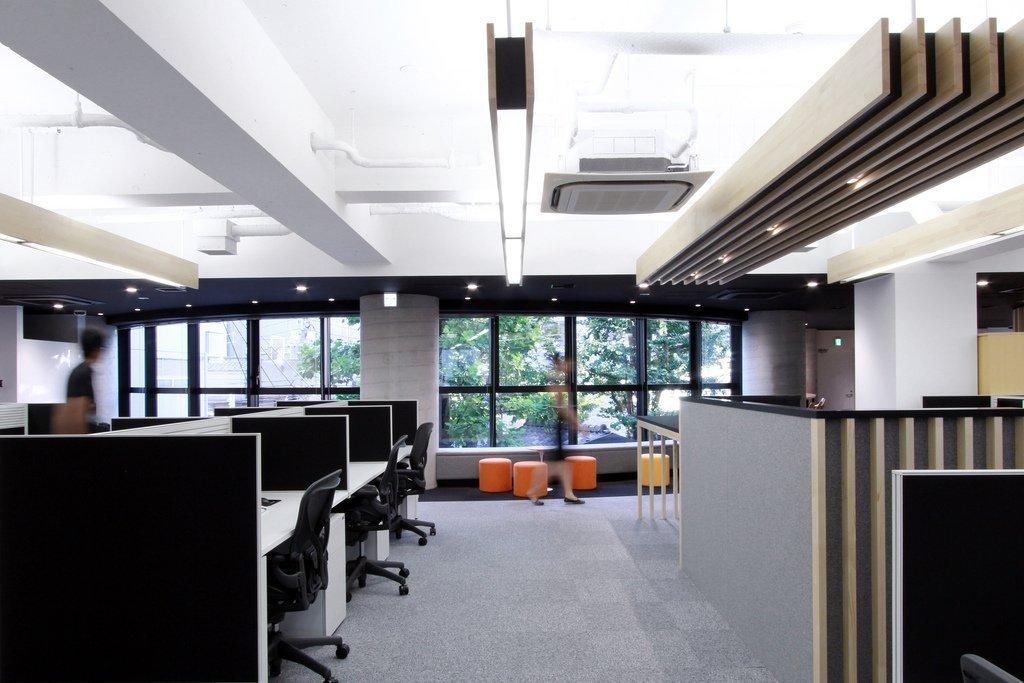 interior design office brand