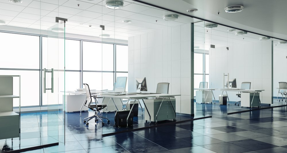 Importance of an office's interior