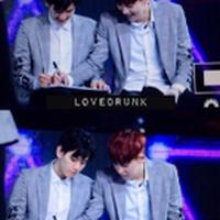 baekhyun and chanyeol dating Baekyeol fics (baekhyun/chanyeol) chanyeol would never imagine dating someone on baekhyun's level and now chanyeol and baekhyun are weird together.