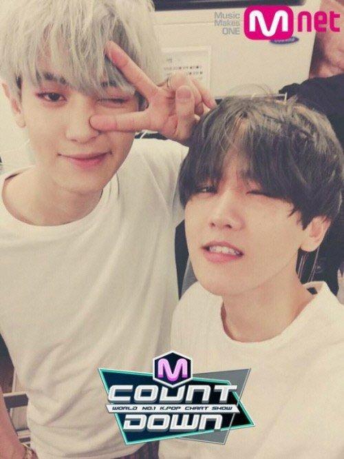 Chanyeol and joy dating