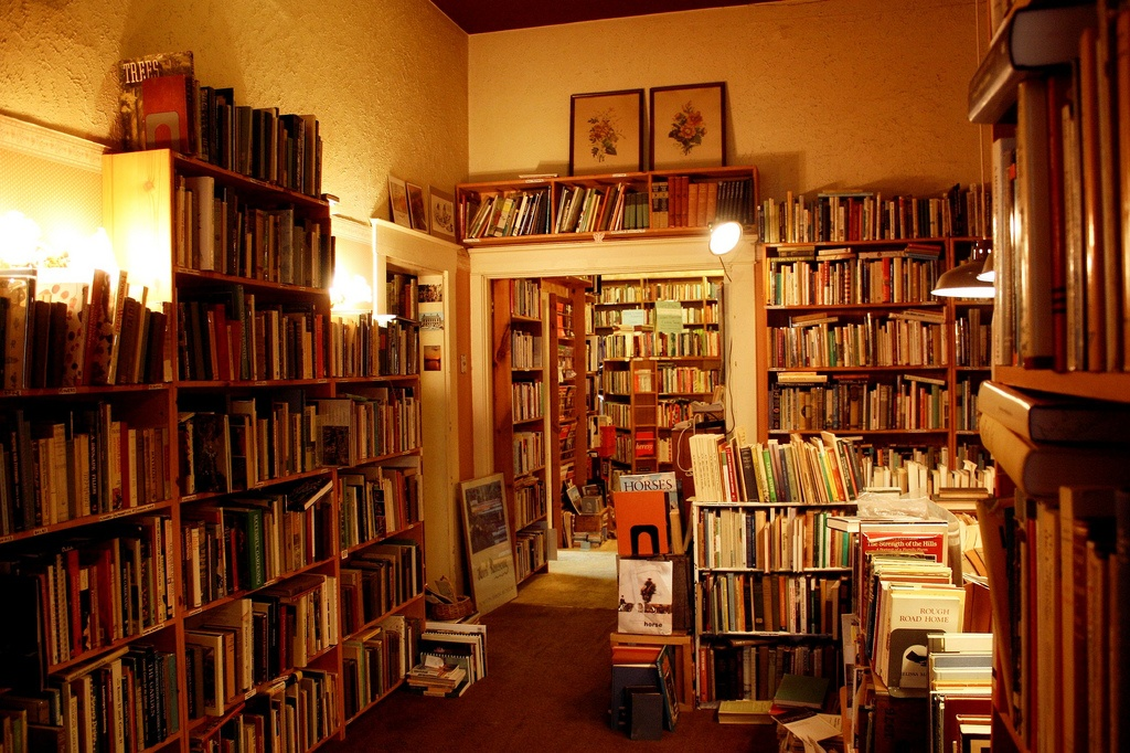 Book Stores in New York City