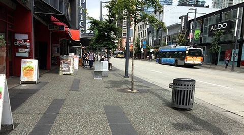 Street Furniture Design Guidelines streetscape design guidelines | city of vancouver