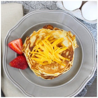 Pancakes For Dinner 9 Savoury Pancake Amp Waffle Recipes Food Bloggers Of Canada