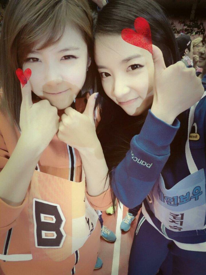 Hyosung và Jisook