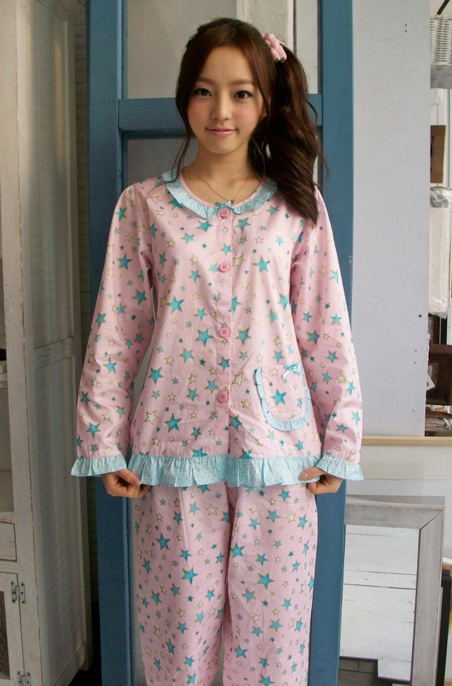 60b6dfd69906 14 K-Pop Idols  Pajamas That Are Totally Adorable - Quietly