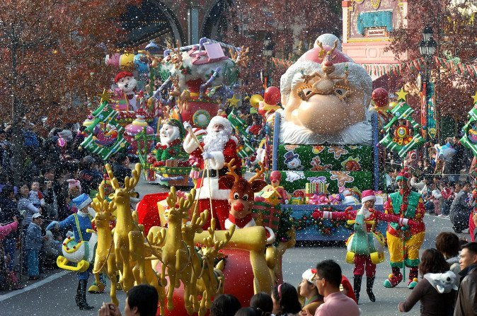5 mesmerizing christmas festivals in korea quietly