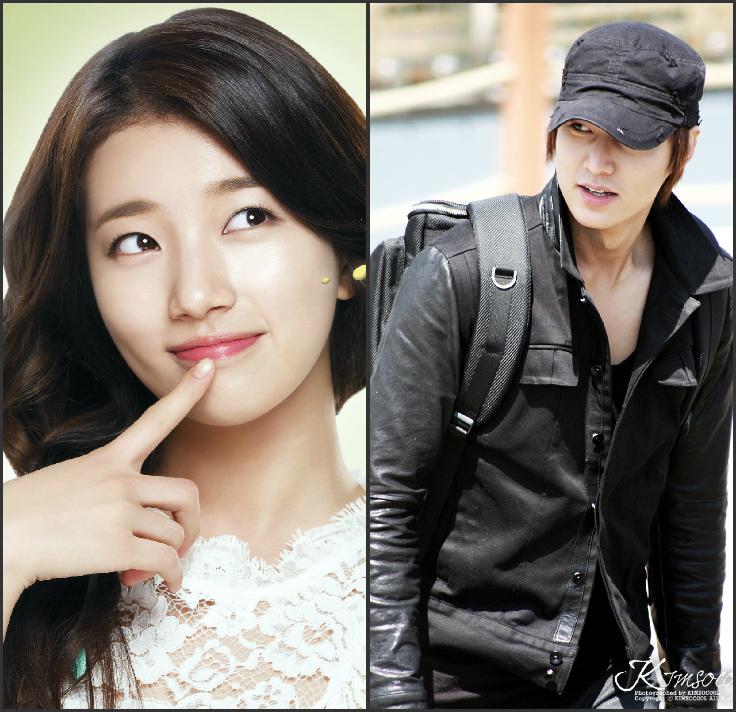lee min ho dating list