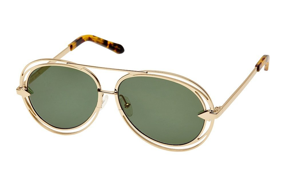 Karen Walker aviator sunglasses