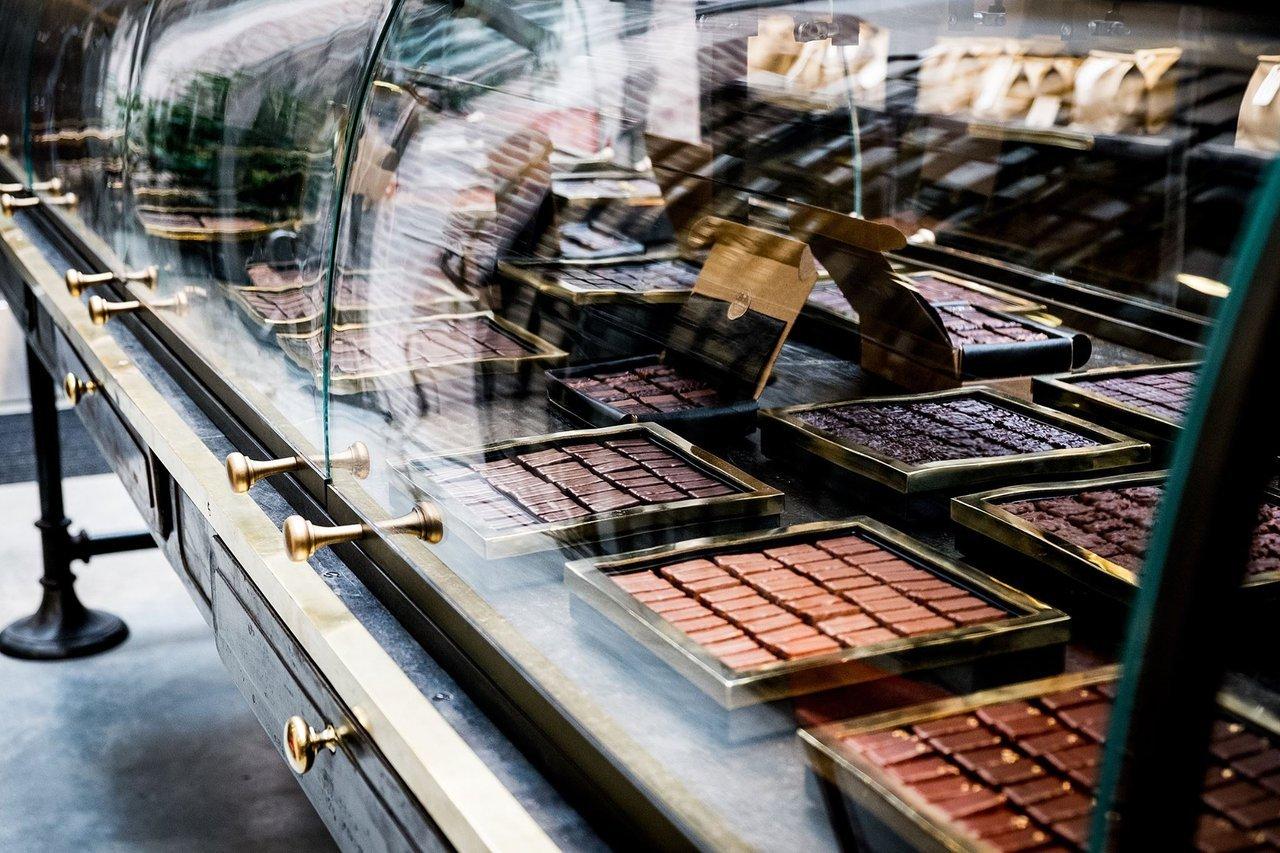 La Manufacture de Chocolat d'Alain Ducasse