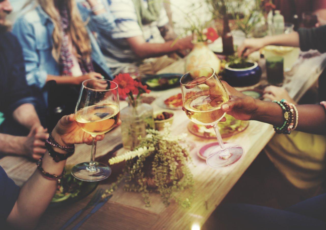 Wine-Food-Event-Customers