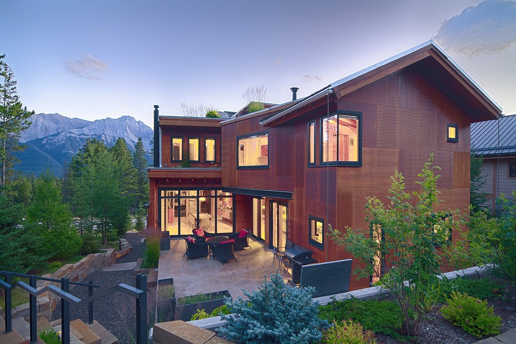 Luxury home in Canmore Alberta