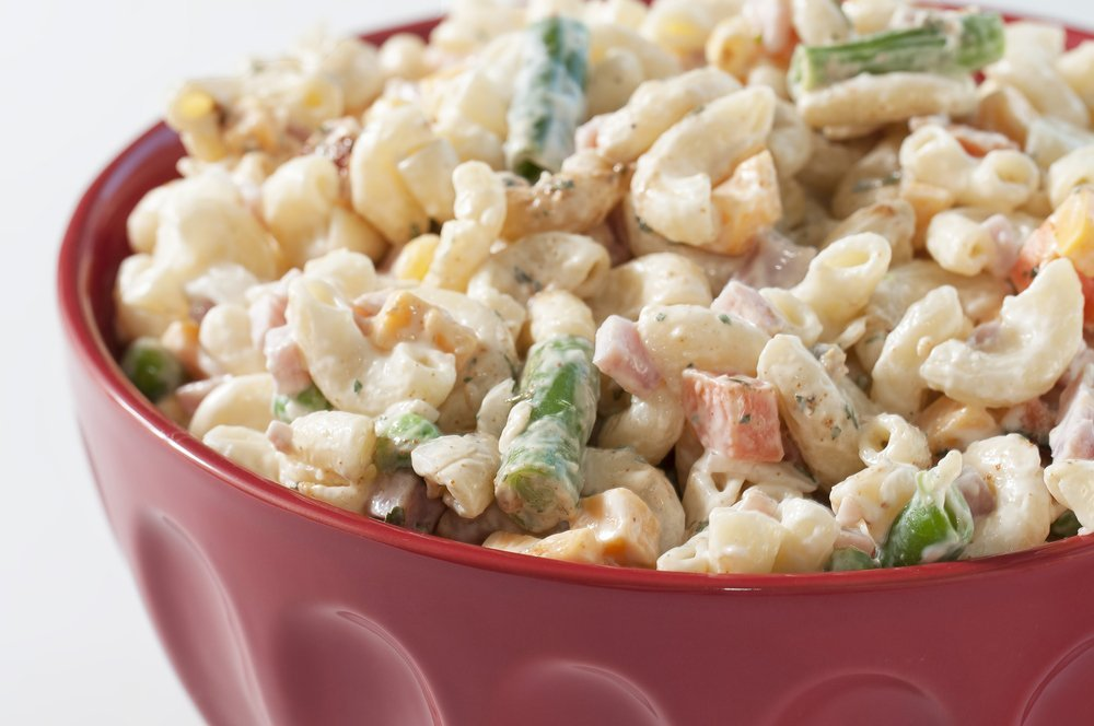 macaroni salad healthy