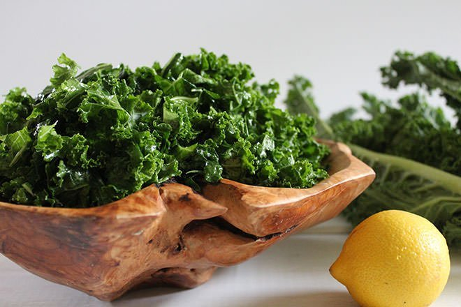 Massaged Kale Salad Fast Recipe