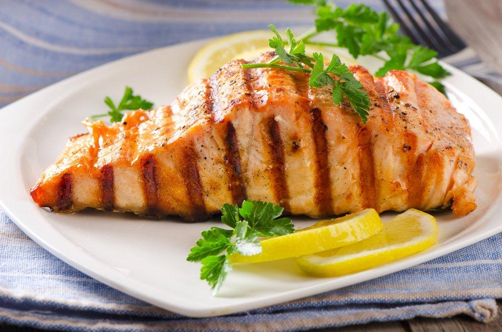 salmon mediterranean diet foods