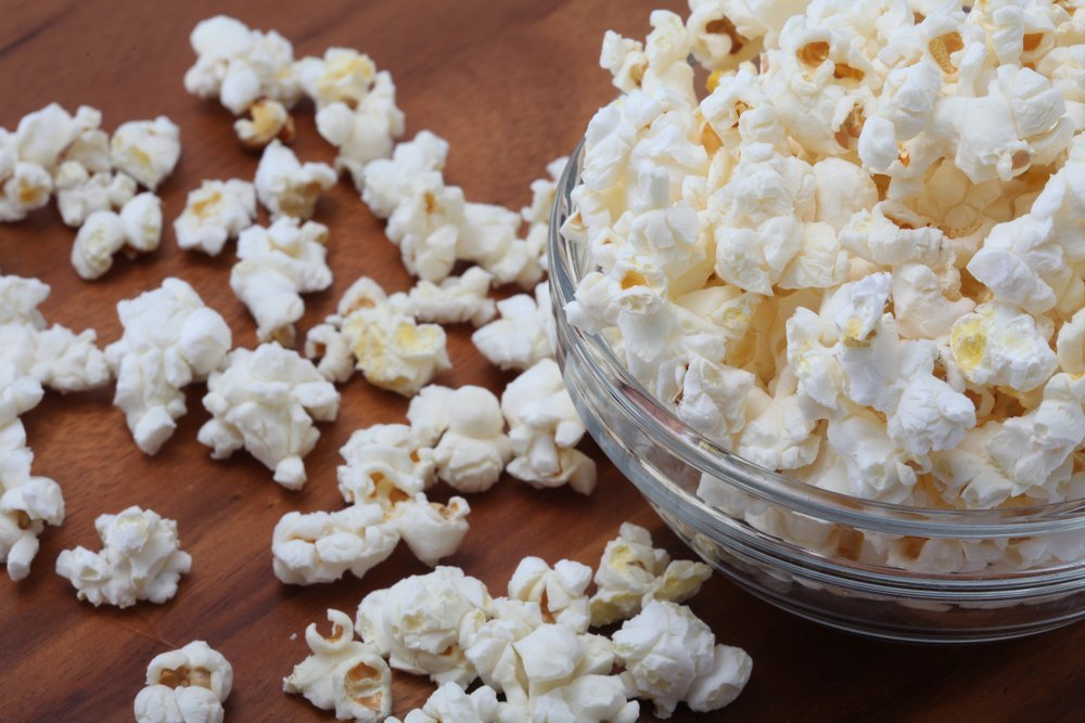 microwave popcorn trans fats