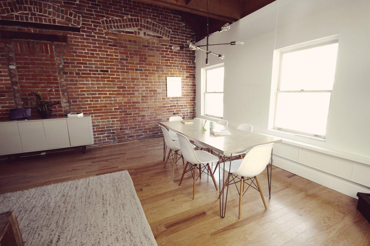Create A Sense Of Space. Open Modern Office ...