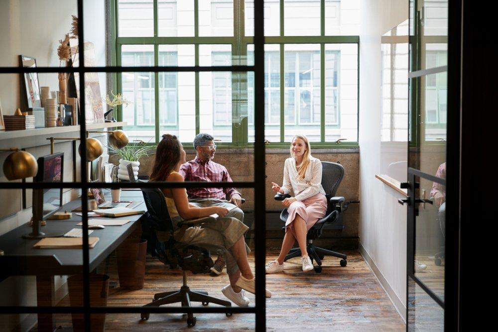 Multipurpose Office Space Design Ideas