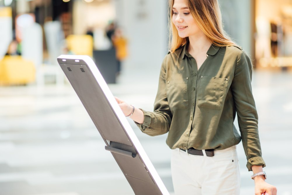 Making the most of your new kiosk