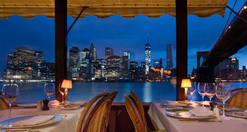 River Café in New York City