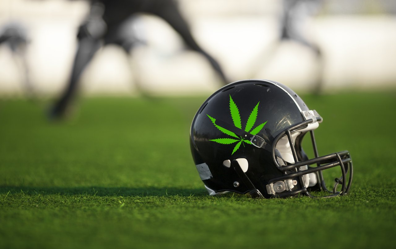 NFL Pro Athletes Marijuana