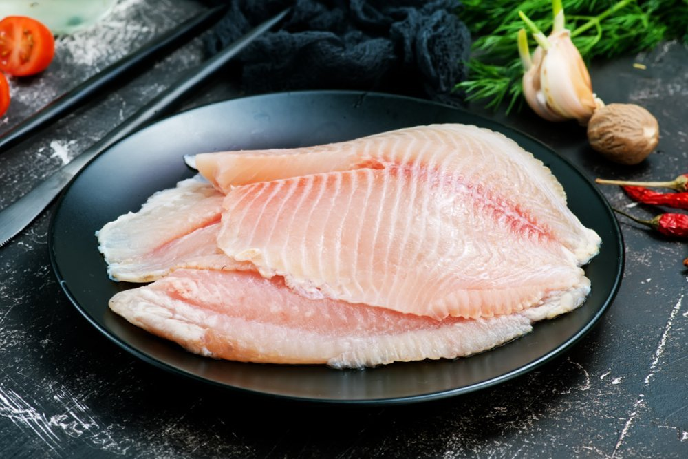Select Only Nutrient-Dense White Fish