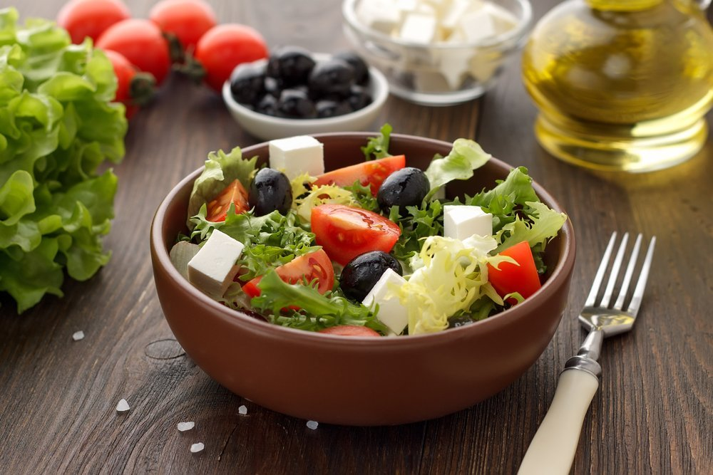 Mediterranean diet is abundant in nutritional perks