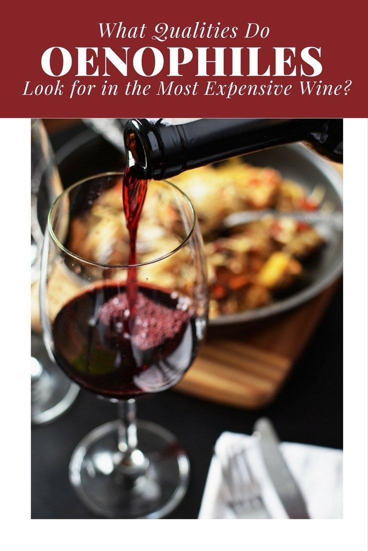 Pouring fine wine