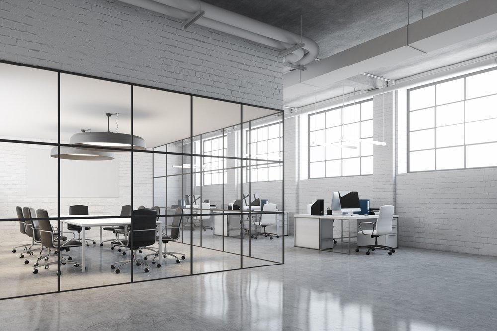 Office Design for Privacy and Collaboration