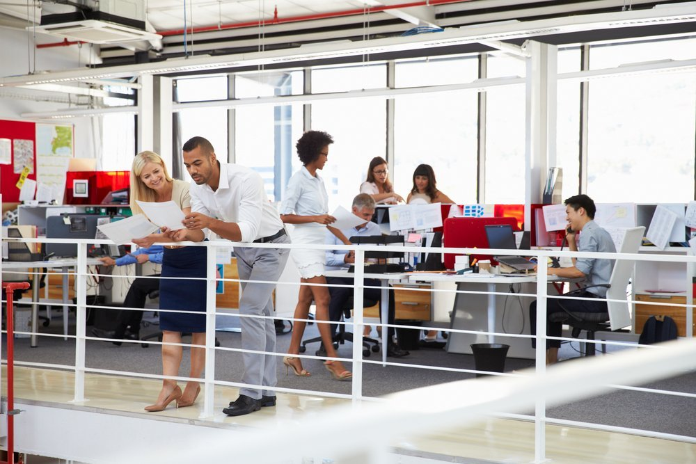 Emerging office perks that will attract top talent