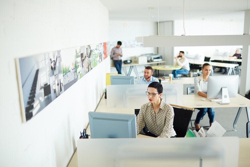Benefits of office sensors