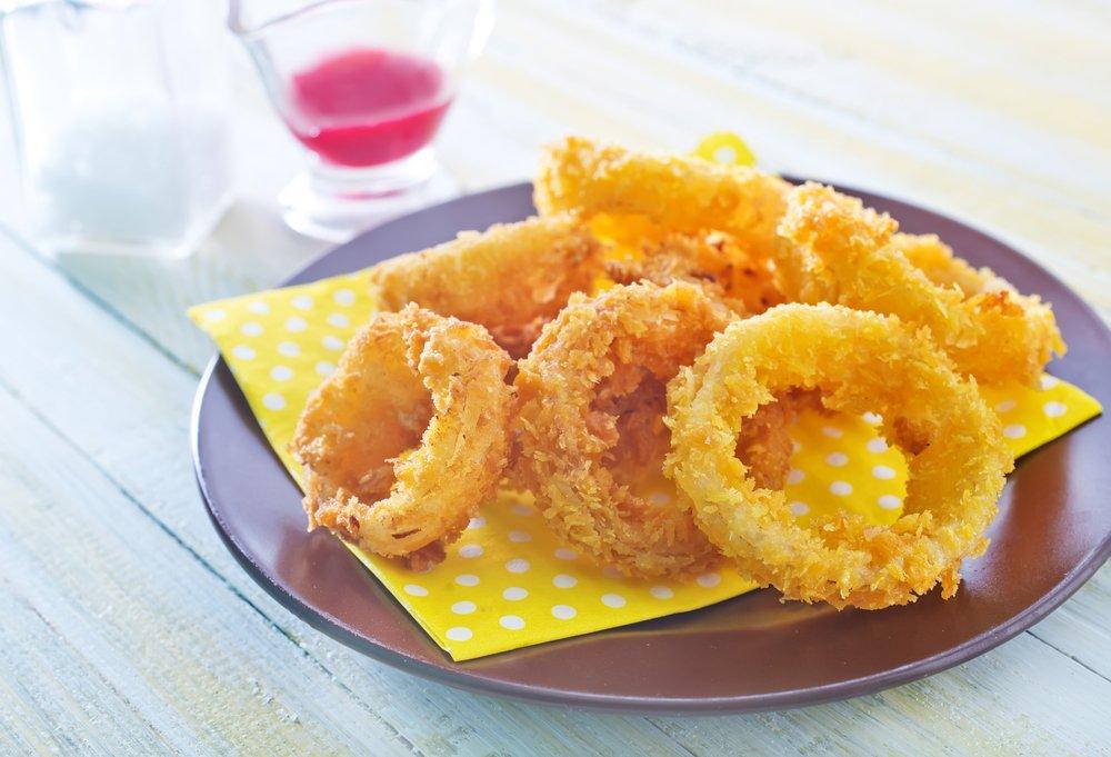onion rings vegetable side