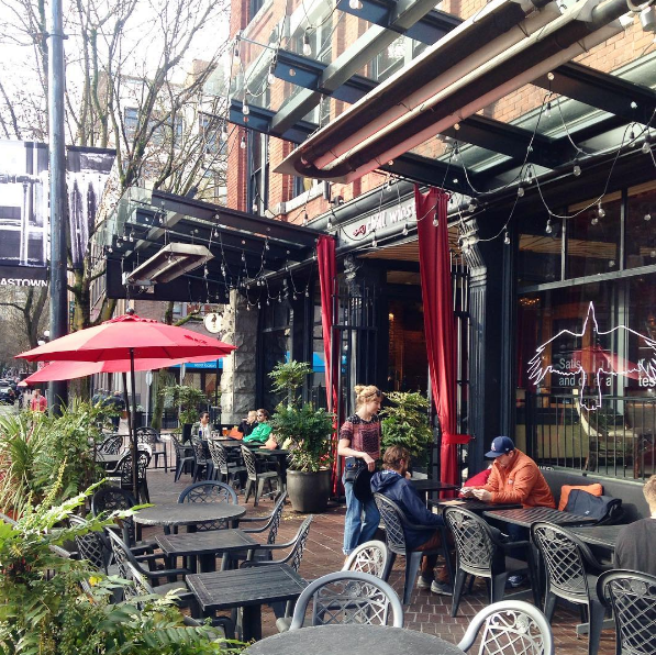 Chill Winston Best Vancouver patios