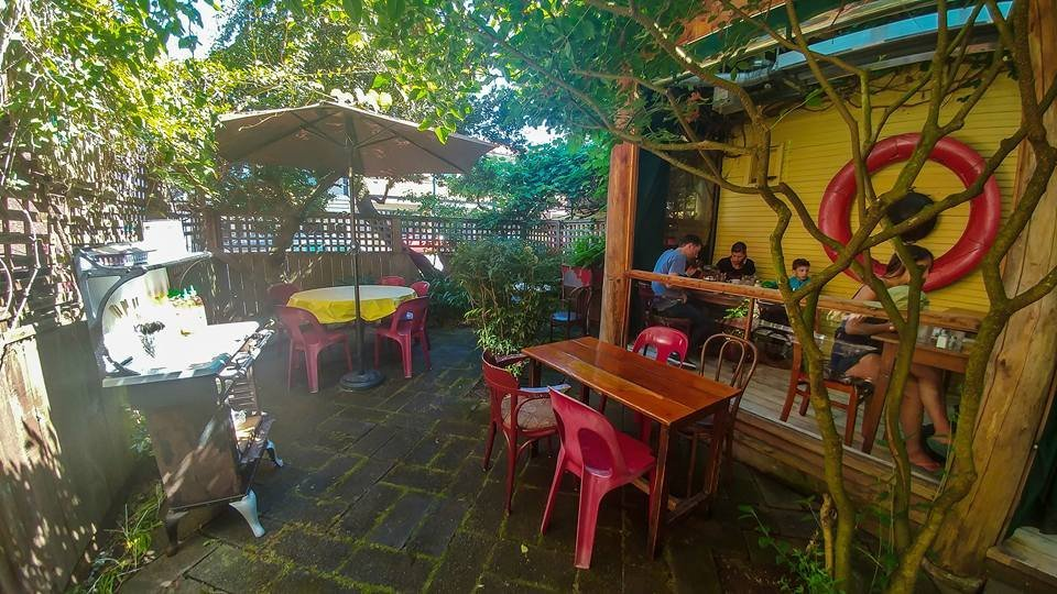The Naam Best Vancouver patios