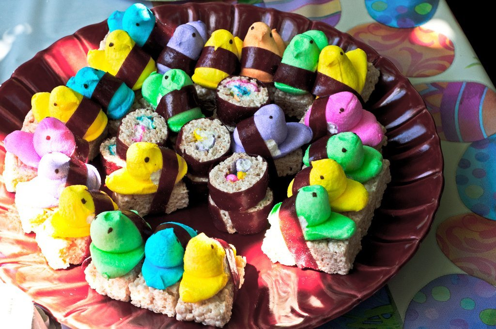 Peeps sushi peepshi Facts about sushi