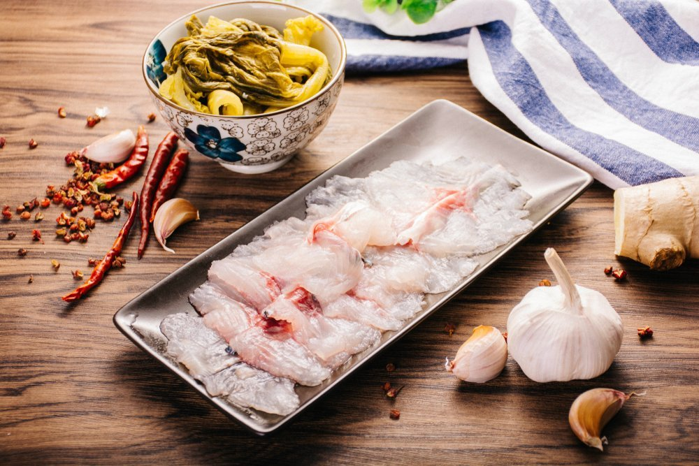 Pickling fish to add new flavor