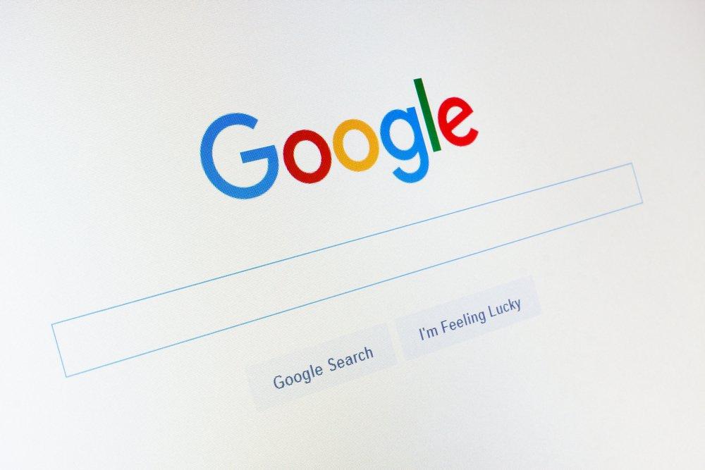 Google Search Halloween costume