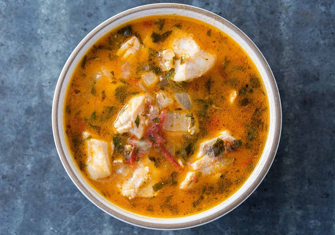 Quick and Easy Fish Stew Recipe