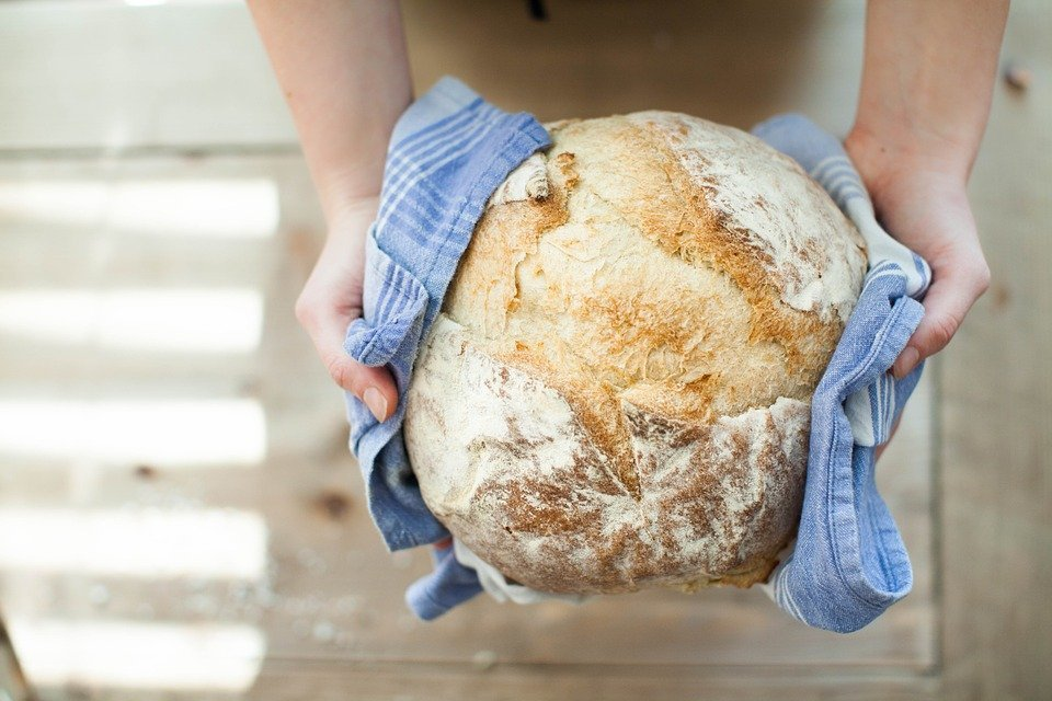 Quinoa flour healthy alternative