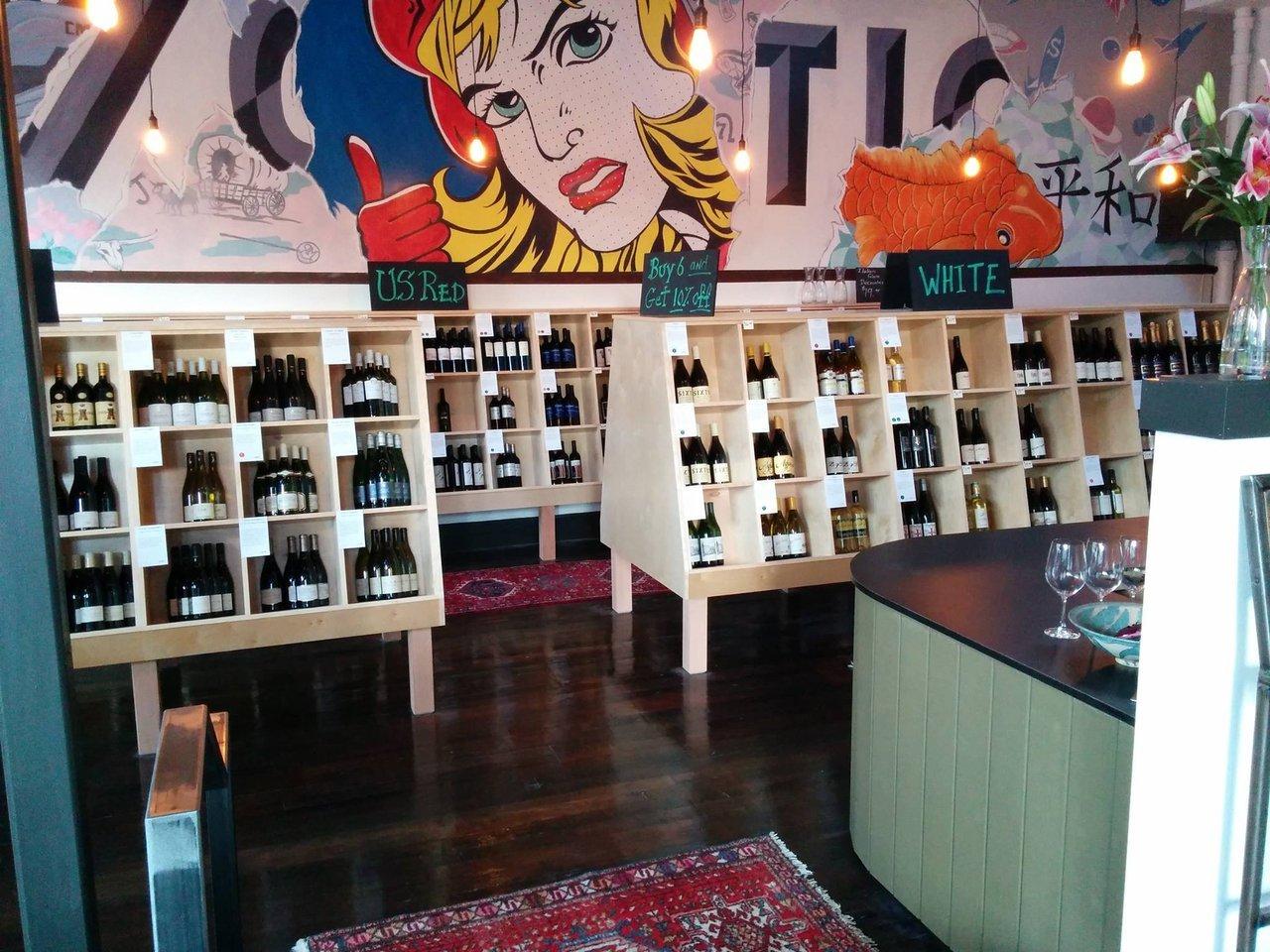 Revolution Wine Seattle