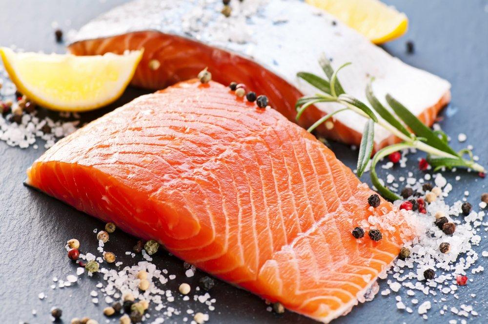 salmon fillet american favorite seafodo