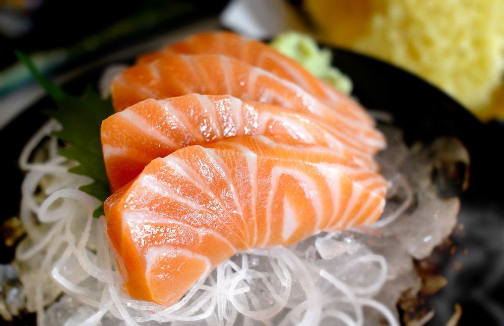 sushi grade fish sashimi grocer