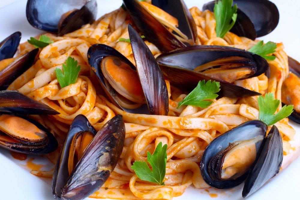 Seafood Arrabbiata Recipe Italian Pasta