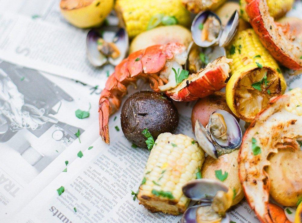 Ultimate Seafood Boil