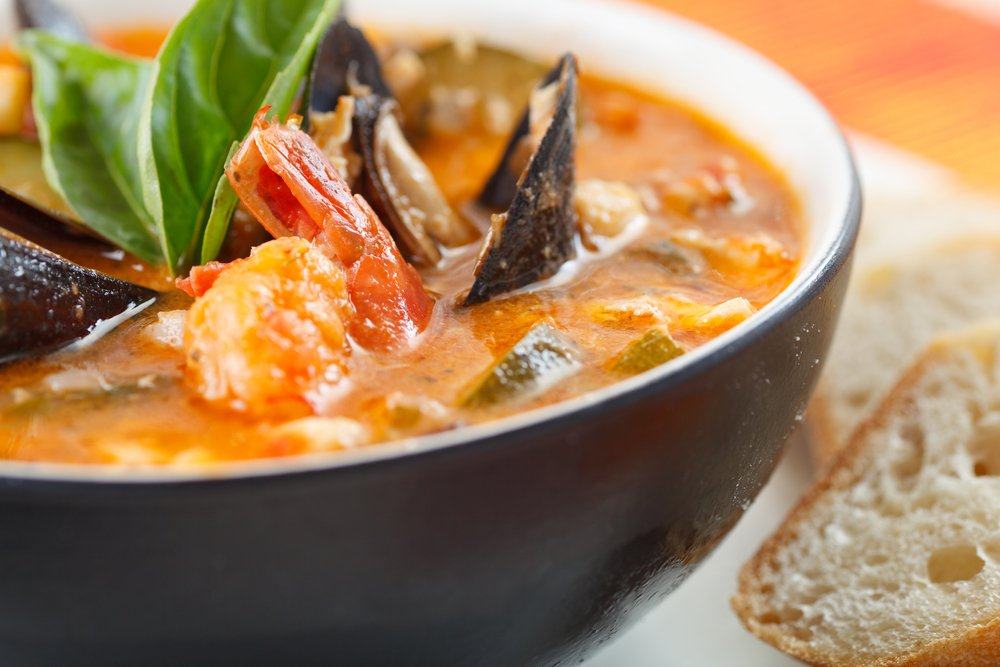 seafood stew crockpot recipe