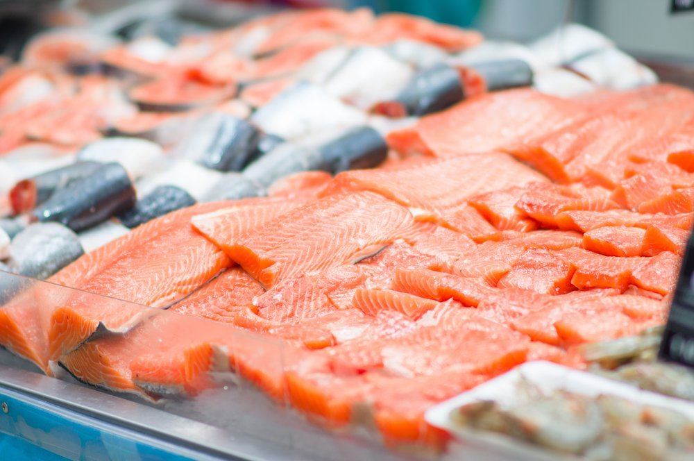 Avoid farmed Atlantic Salmon
