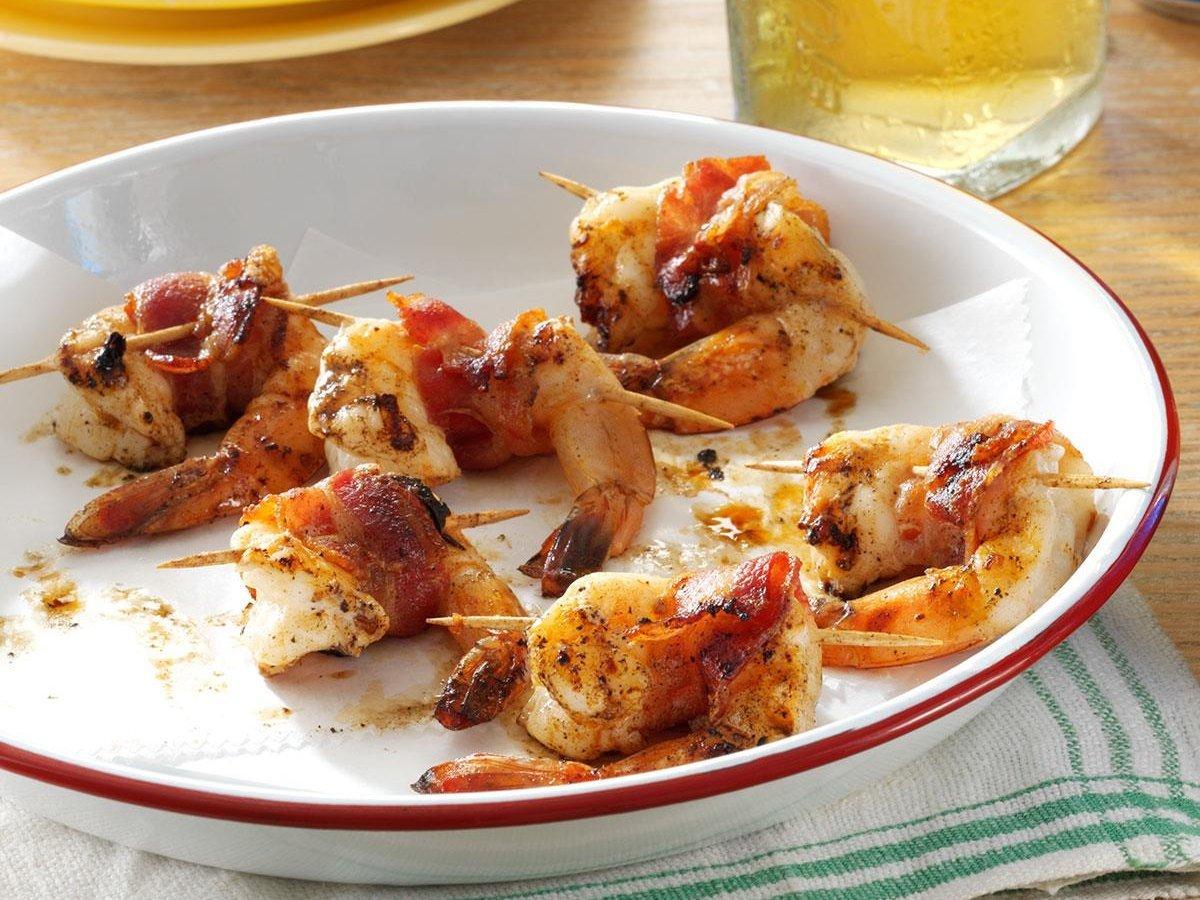 Finger Lickin Good Shrimp Finger Food