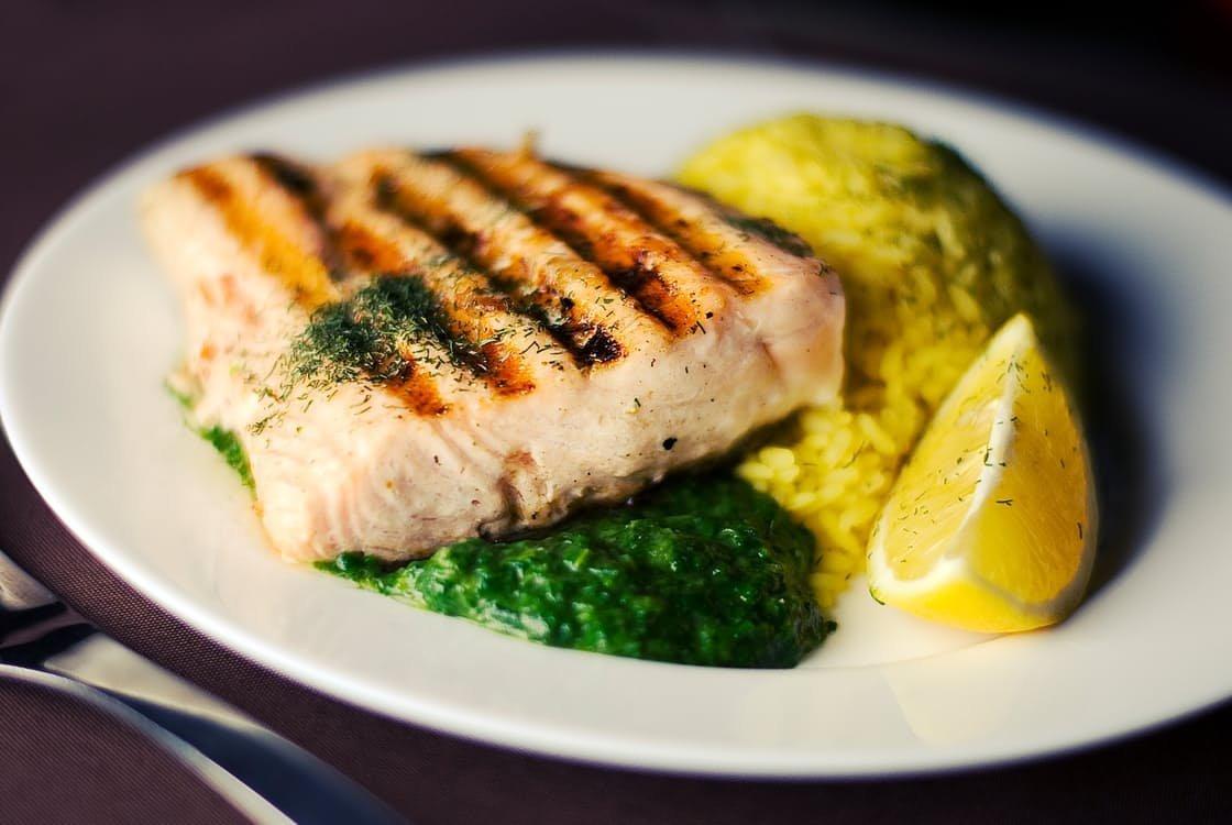 Fish protein vegetarian pescetarian