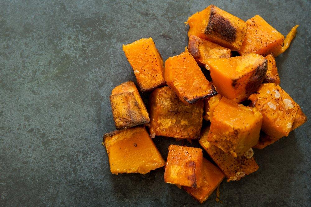 Spicy Roast Pumpkin Holiday Recipe