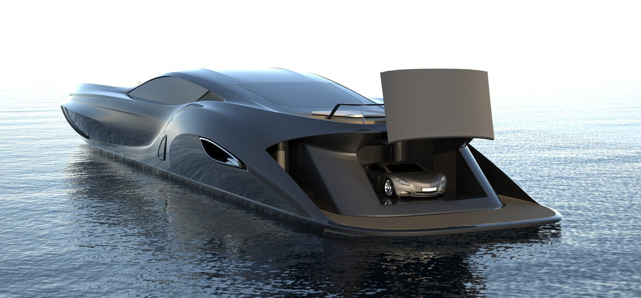 Strand Craft 166 Motor Yacht Supercar Tender