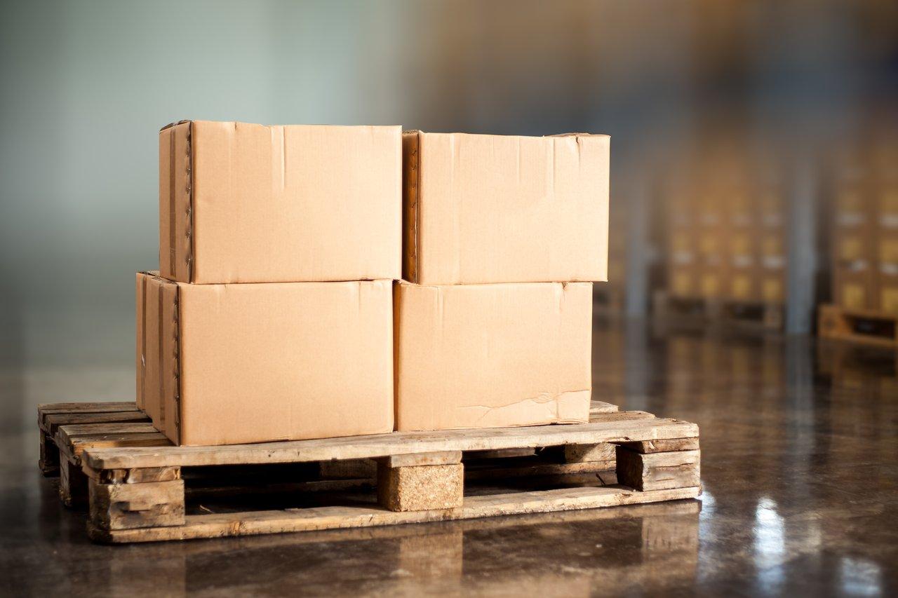 supply warehouse goods